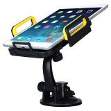BASEUS FunPlay car bracket for Tablet/iPad [SUGENT-PR01] - Black - Gadget Mounting / Bracket